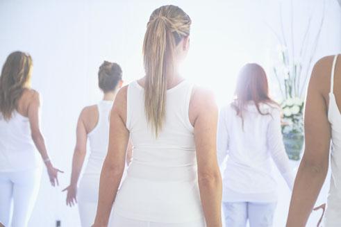 Certificación de maestros de yoga
