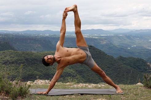 Retiro Huasca de Ocampo Yoga