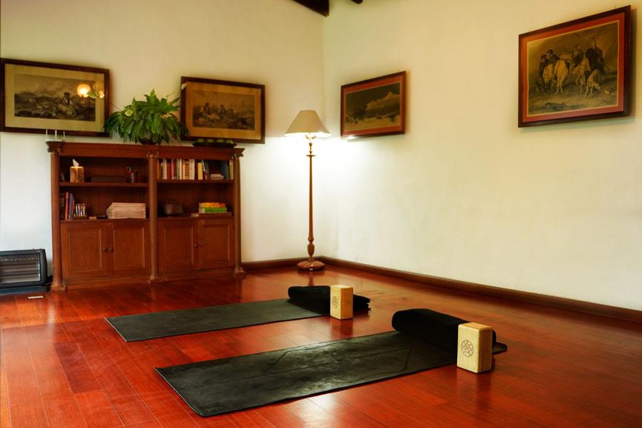 retiro de yoga -huasca Marcos Jassan